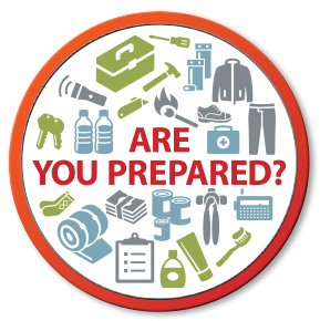 Are you prepared for a natural disaster?
